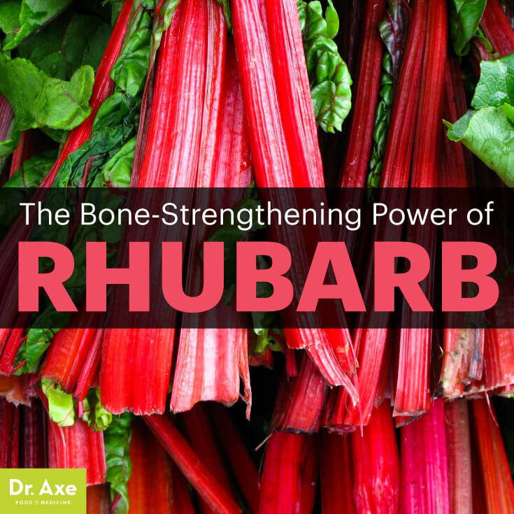 Nice Images Collection: Rhubarb Desktop Wallpapers