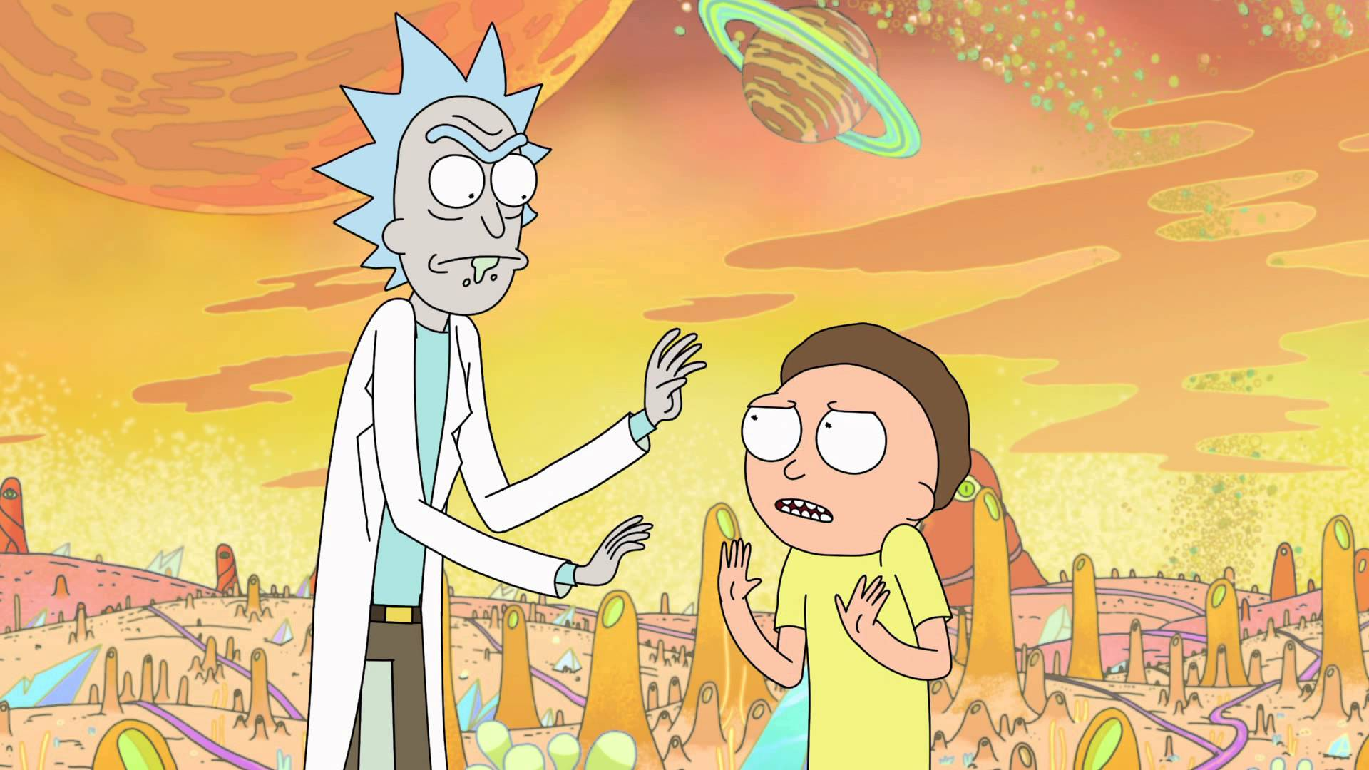 Rick And Morty Pics, Cartoon Collection