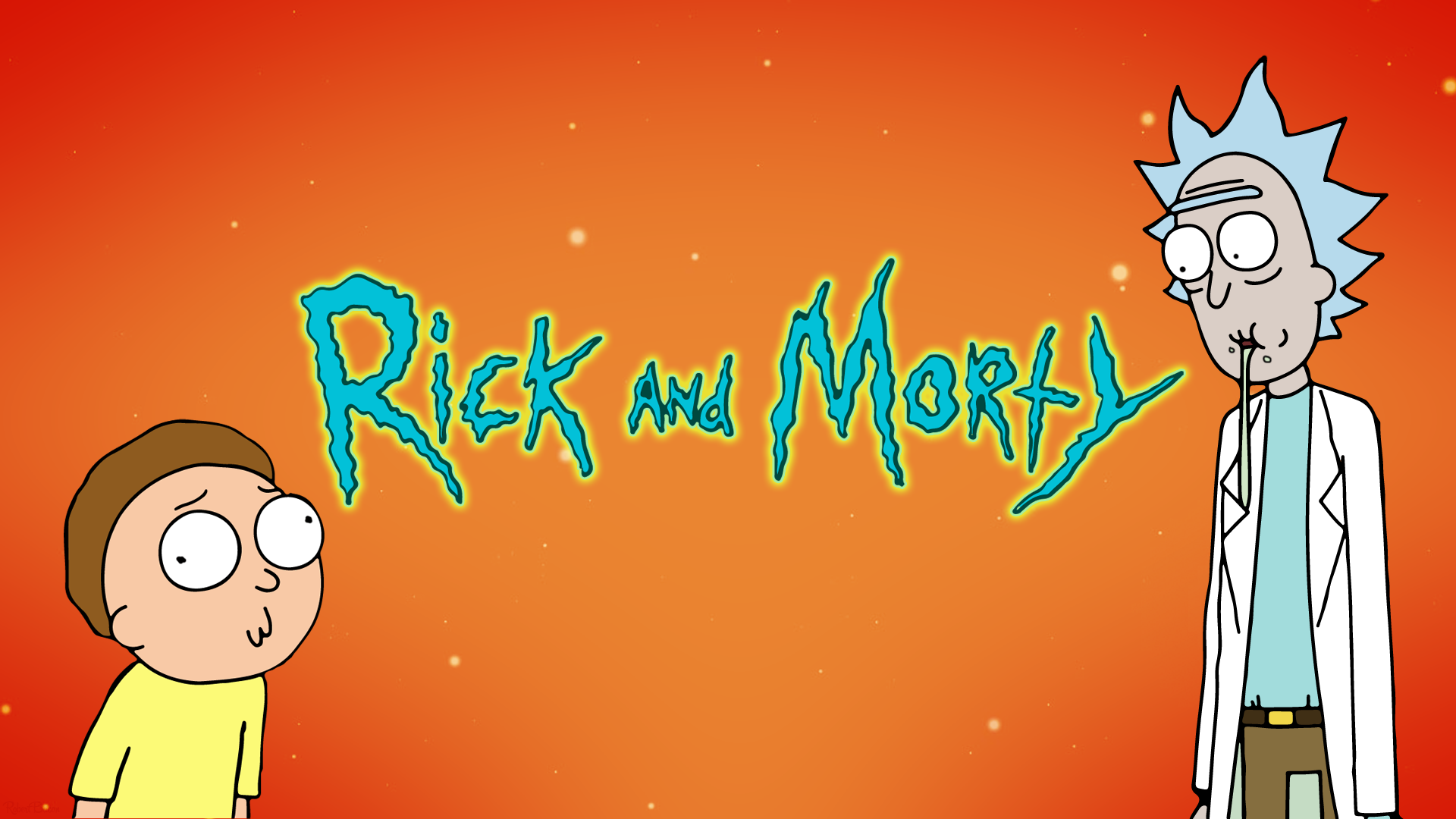 HD Quality Wallpaper | Collection: Cartoon, 1920x1080 Rick And Morty