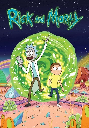 350x506 > Rick And Morty Wallpapers