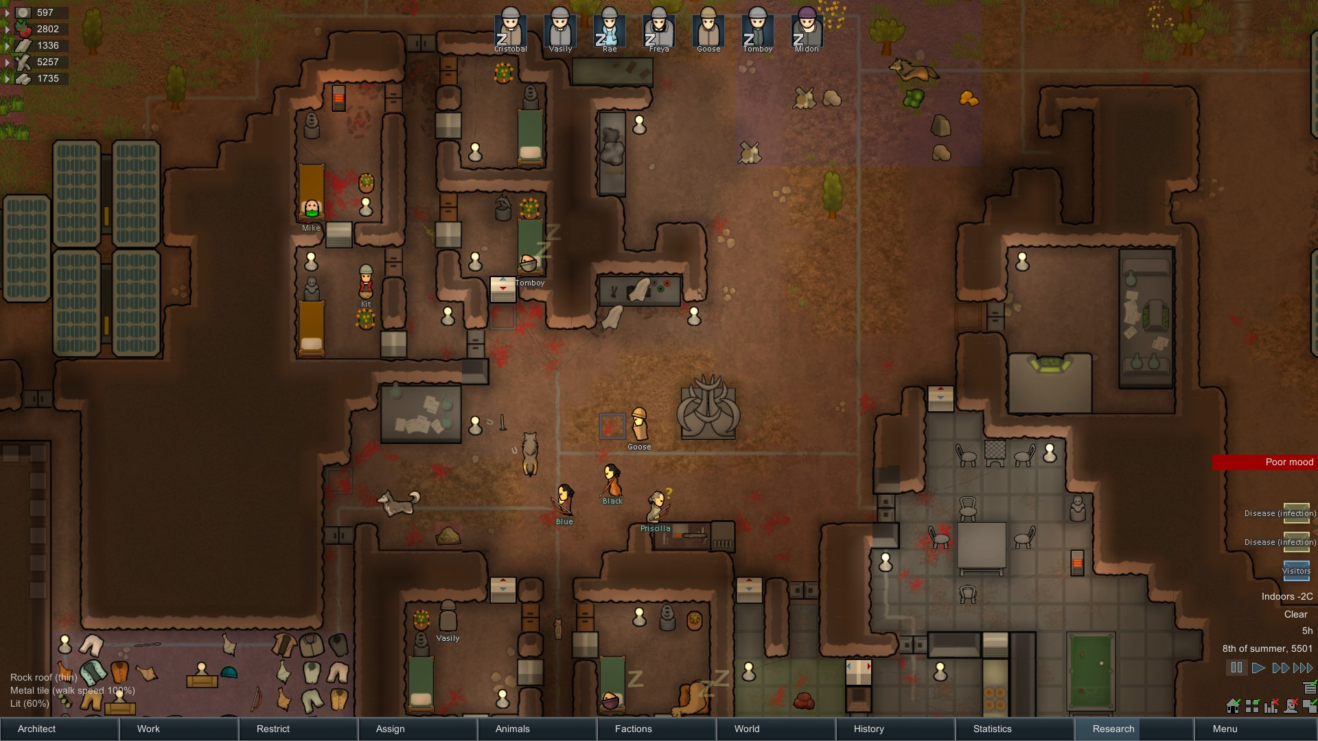 RimWorld wallpapers, Video Game, HQ RimWorld pictures   4K