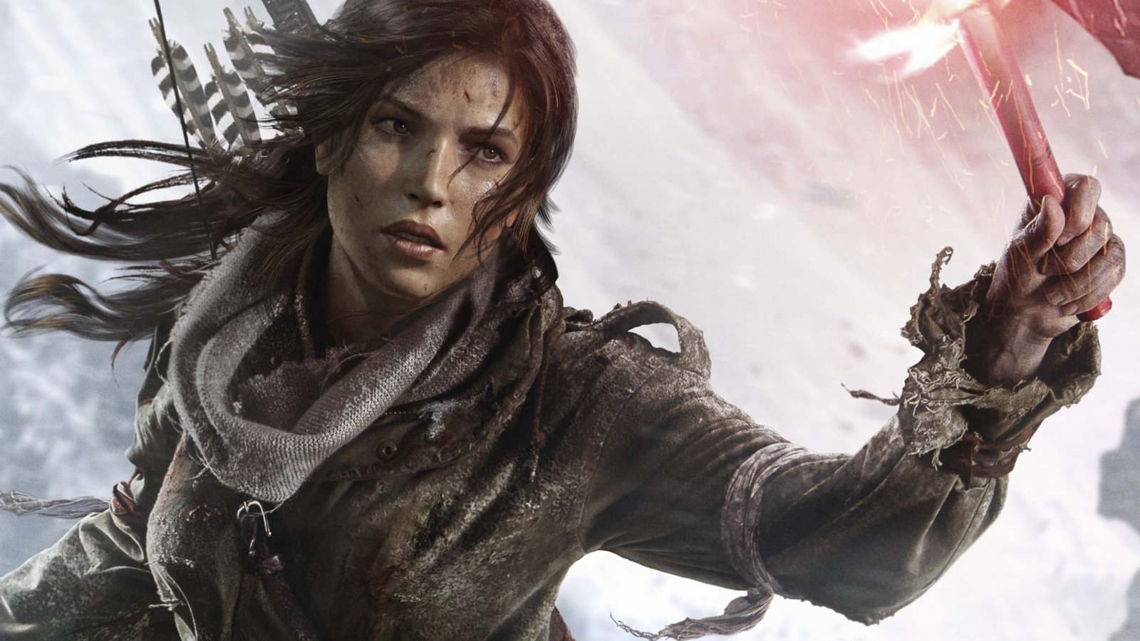 Rise Of The Tomb Raider Wallpapers Video Game Hq Rise Of The