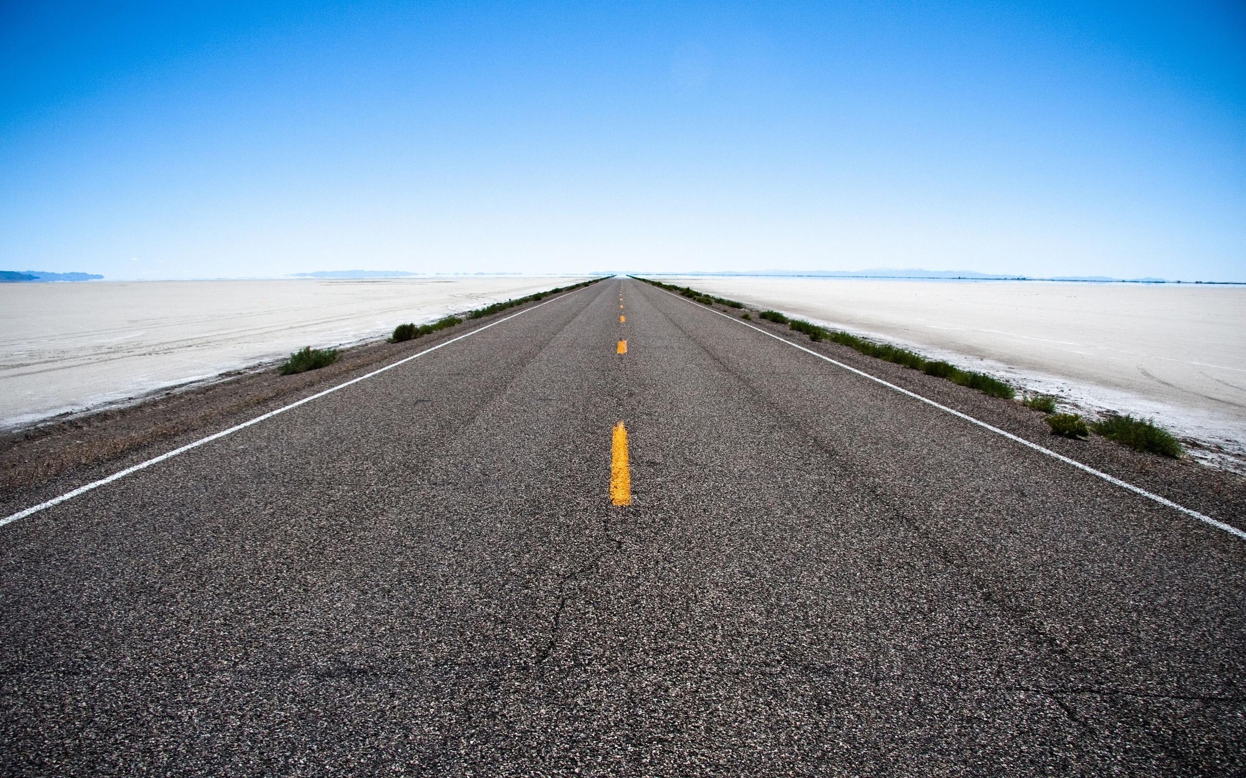 Road Backgrounds, Compatible - PC, Mobile, Gadgets| 2560x1600 px