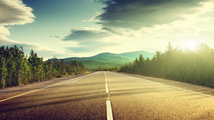 Road Backgrounds, Compatible - PC, Mobile, Gadgets| 822x462 px