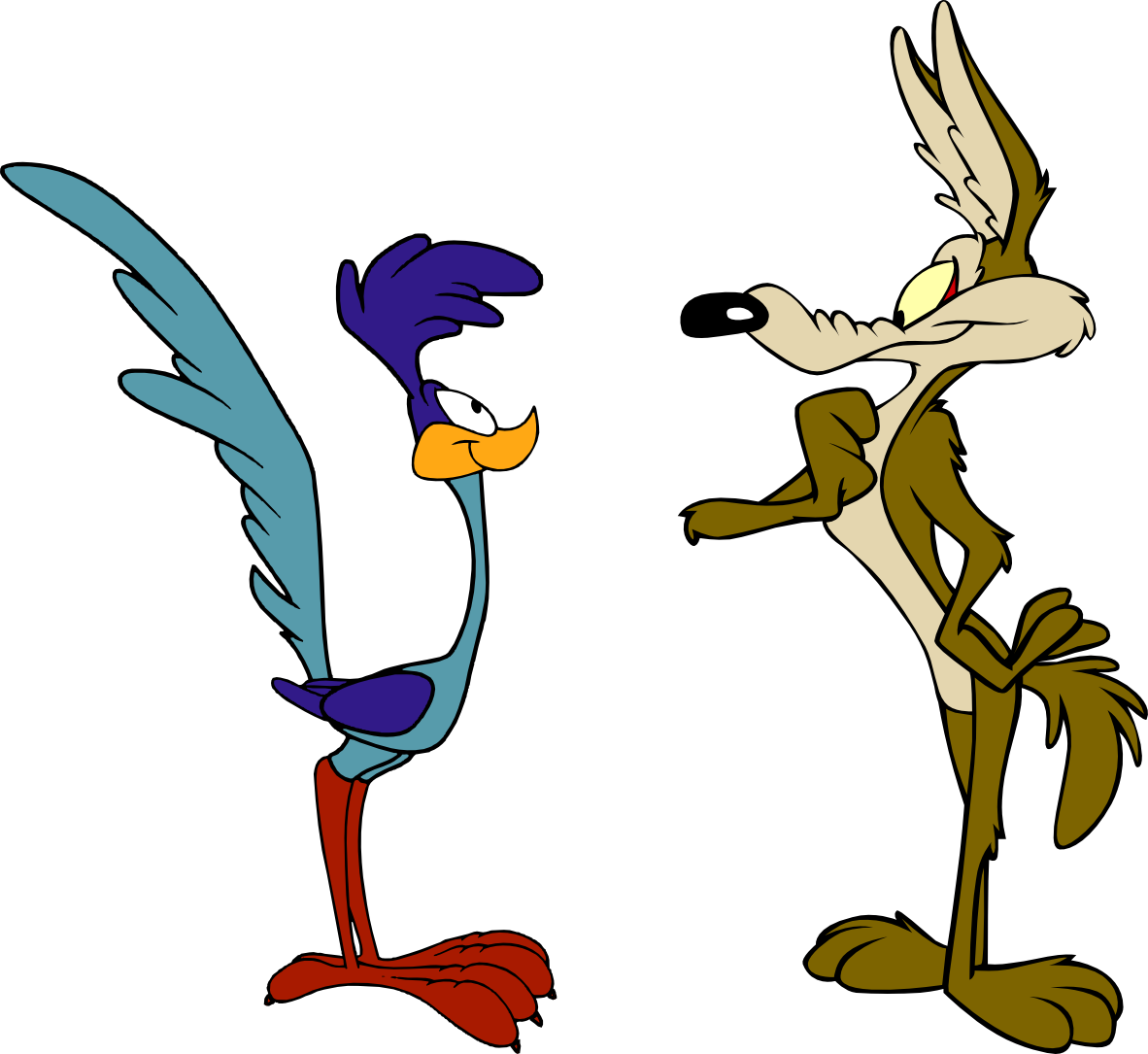 Amazing Wile E. Coyote And The Road Runner Pictures & Backgrounds