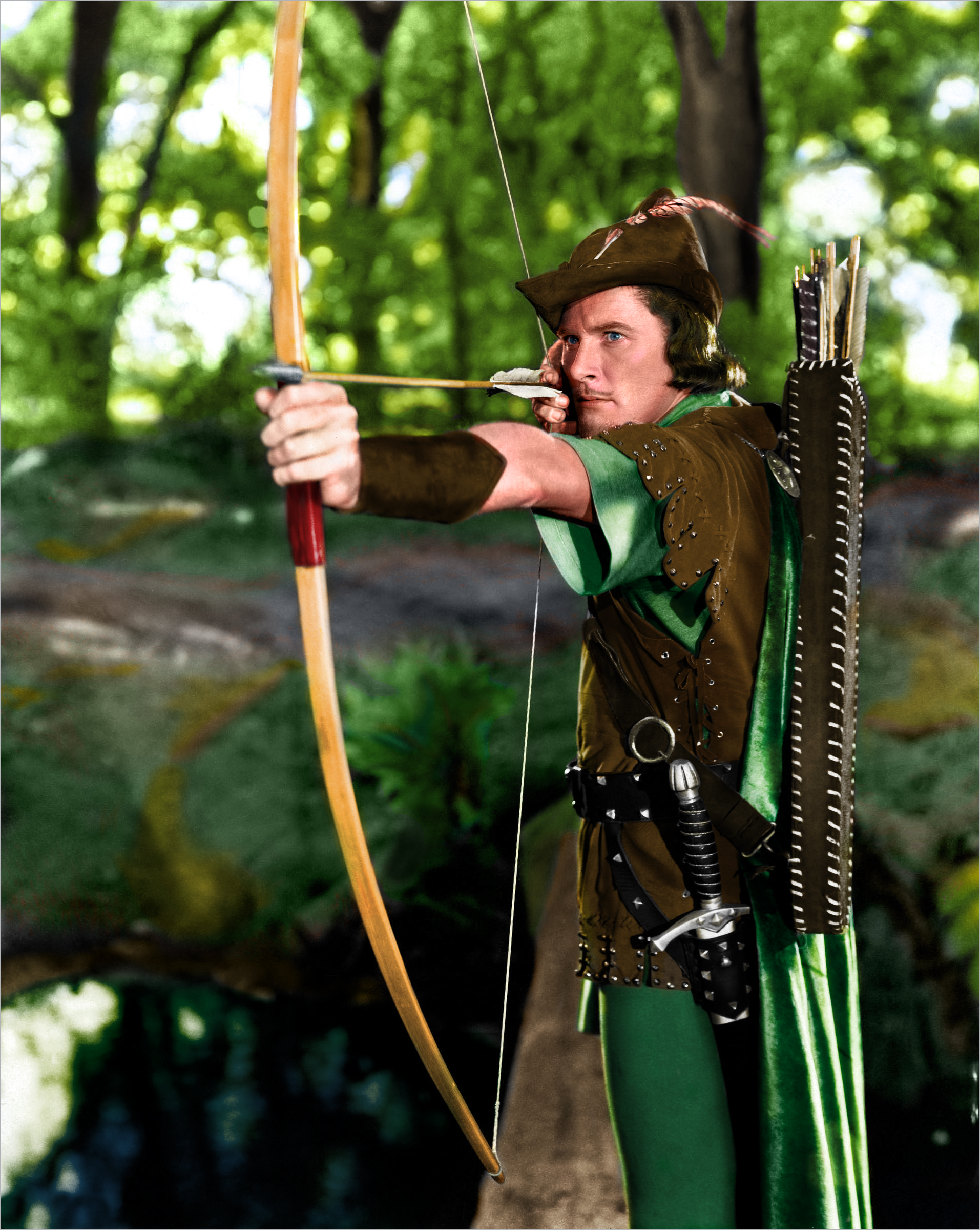 Robin Hood High Quality Background on Wallpapers Vista