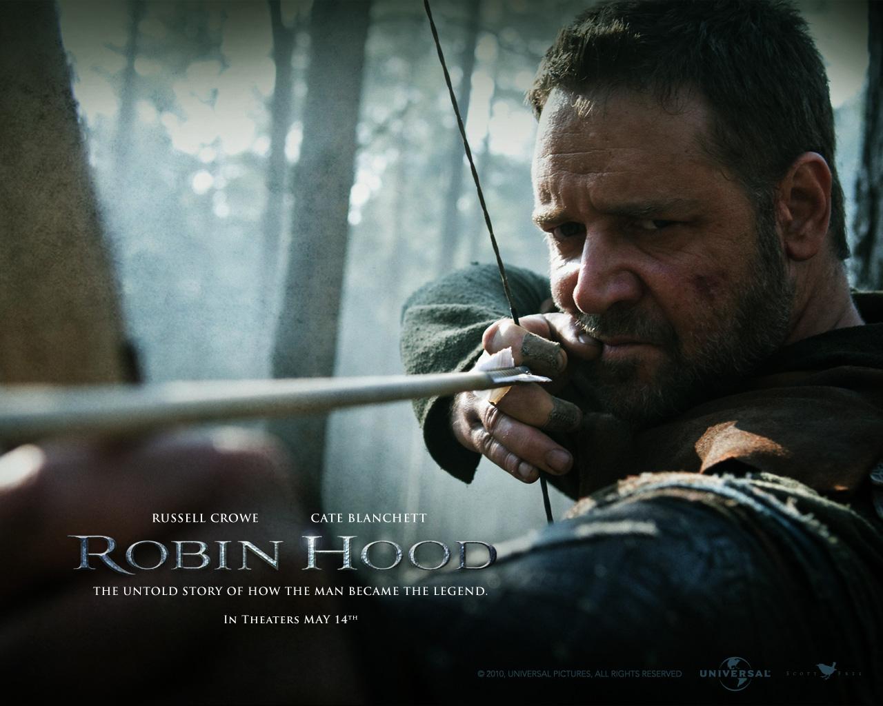 HD Quality Wallpaper | Collection: Cartoon, 1280x1024 Robin Hood