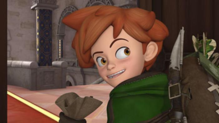 Robin Hood #14