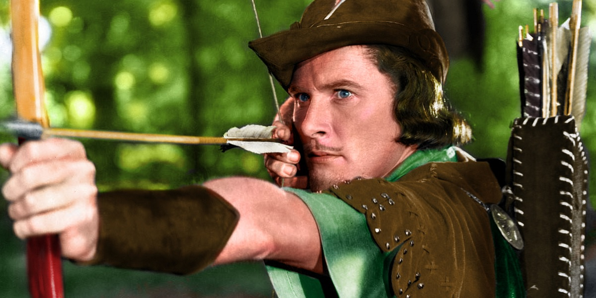 Robin Hood Backgrounds, Compatible - PC, Mobile, Gadgets| 1200x600 px
