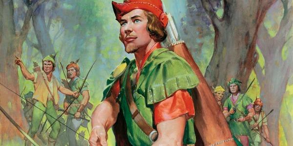 High Resolution Wallpaper | Robin Hood 600x300 px