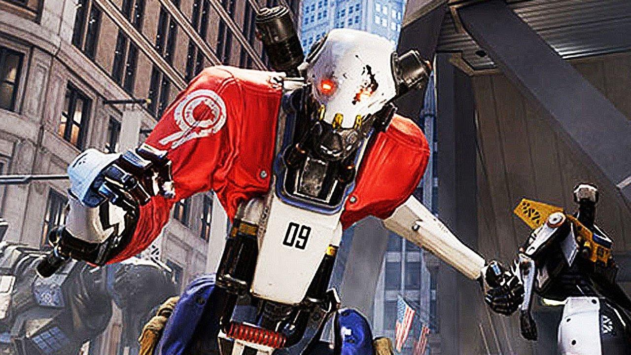 Robo Recall wallpapers, Video Game, HQ Robo Recall ...