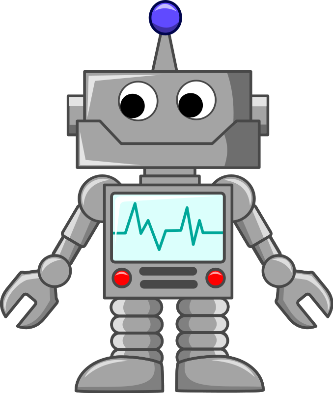 Robot High Quality Background on Wallpapers Vista