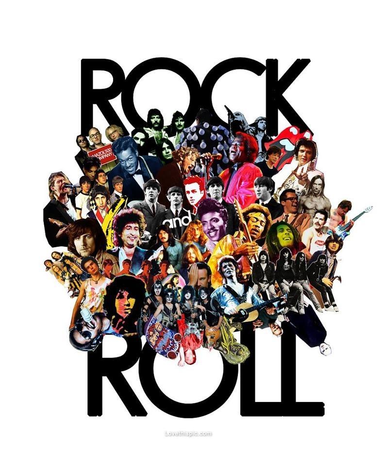 Most viewed Rock'n'roll wallpapers | 4K
