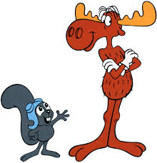 Rocky And Bullwinkle High Quality Background on Wallpapers Vista