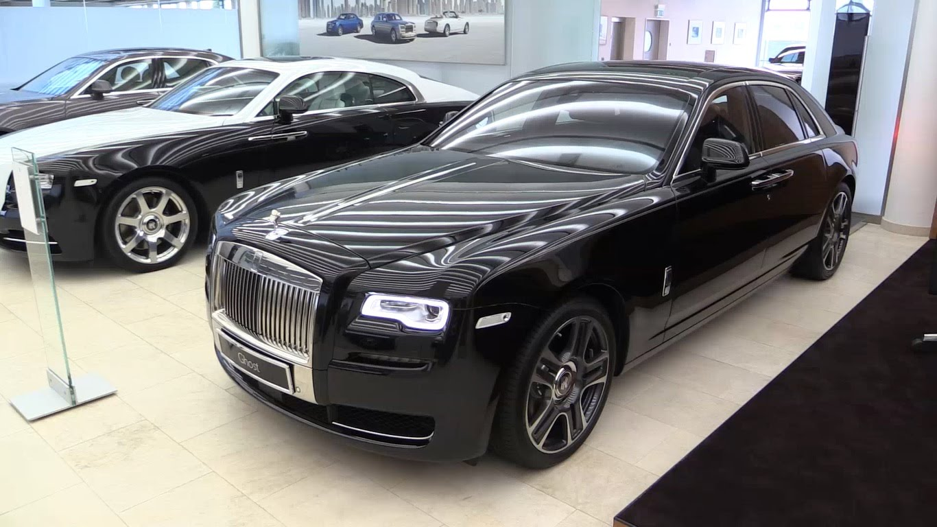 Rolls Royce Ghost Wallpapers Vehicles
