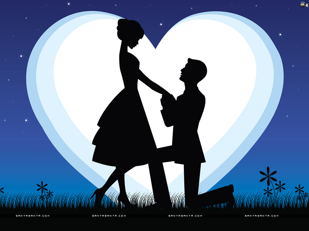 Romance Backgrounds on Wallpapers Vista