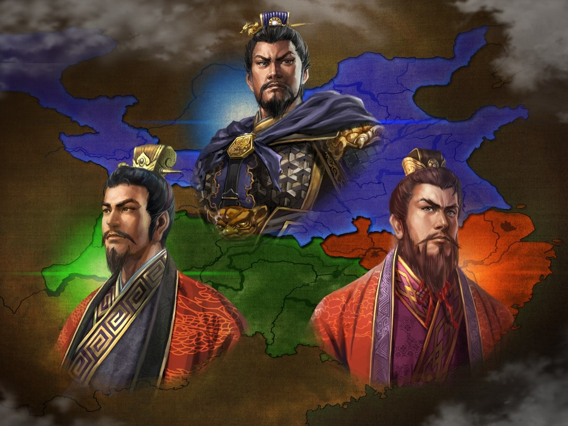 HQ Three Kingdoms Wallpapers | File 191.26Kb