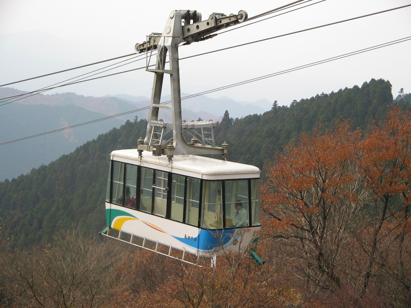 Nice Images Collection: Ropeway Desktop Wallpapers
