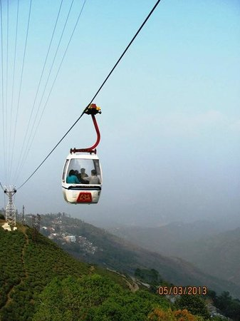 HQ Ropeway Wallpapers | File 25.11Kb