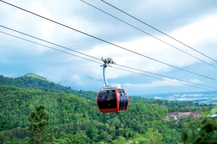 HD Quality Wallpaper | Collection: Man Made, 435x290 Ropeway