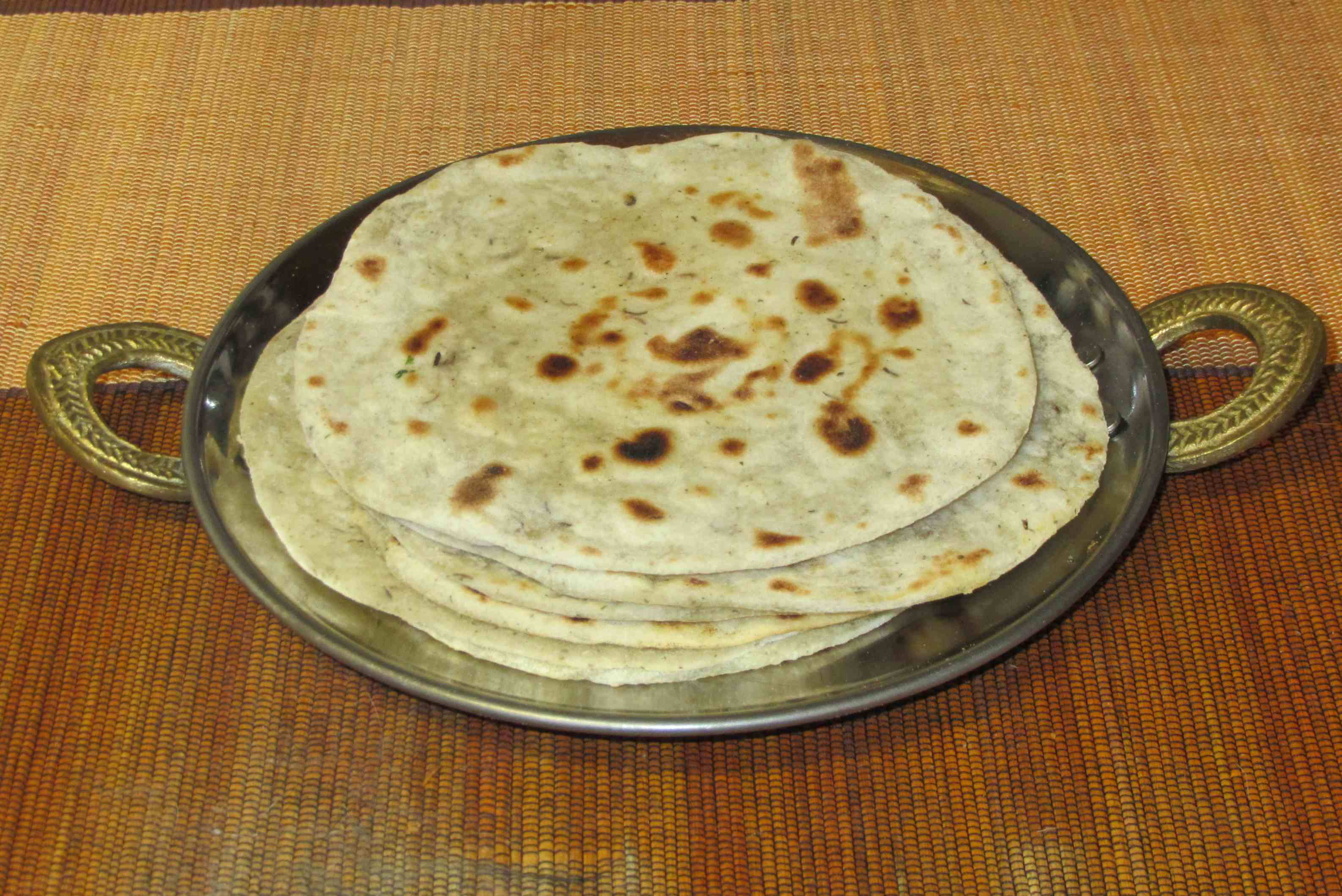 HD Quality Wallpaper | Collection: Food, 3172x2119 Roti