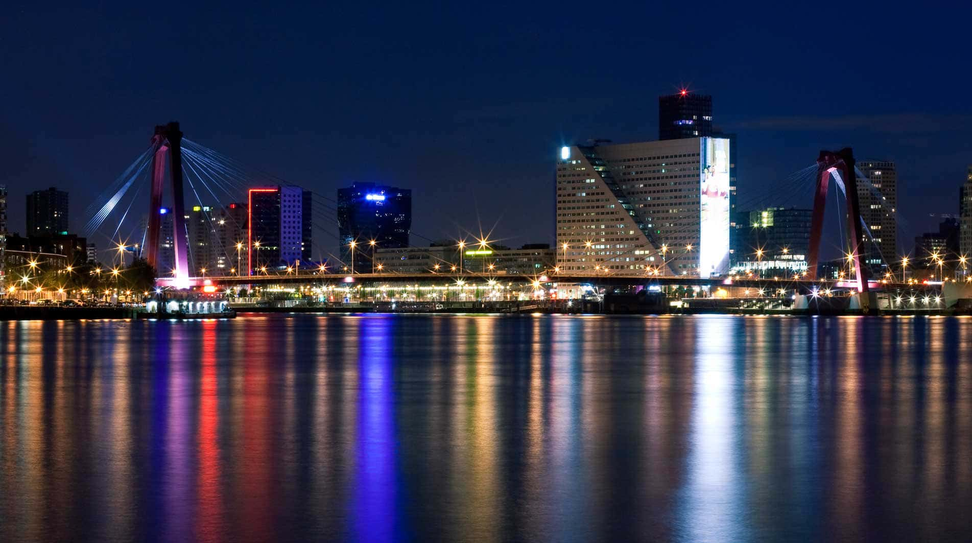 Nice wallpapers Rotterdam 1903x1063px