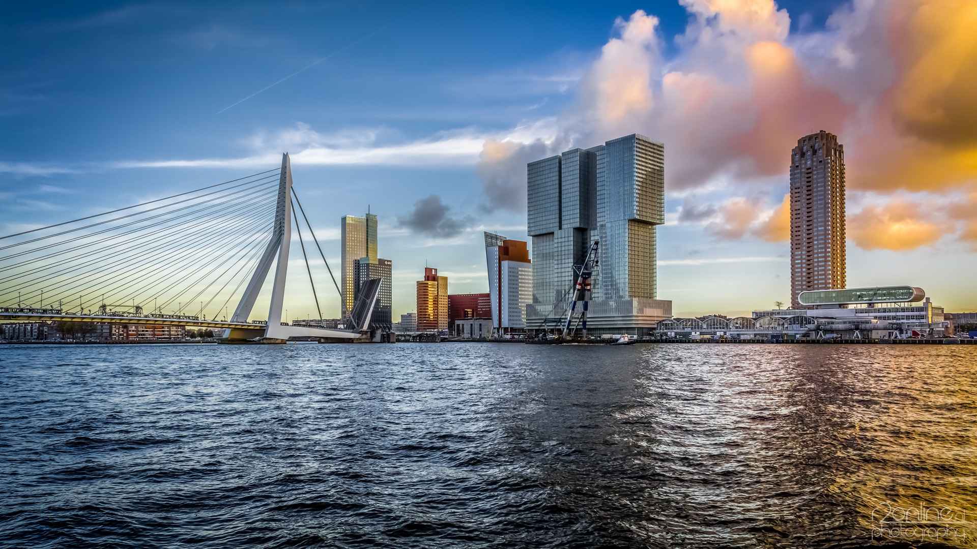 Nice Images Collection: Rotterdam Desktop Wallpapers