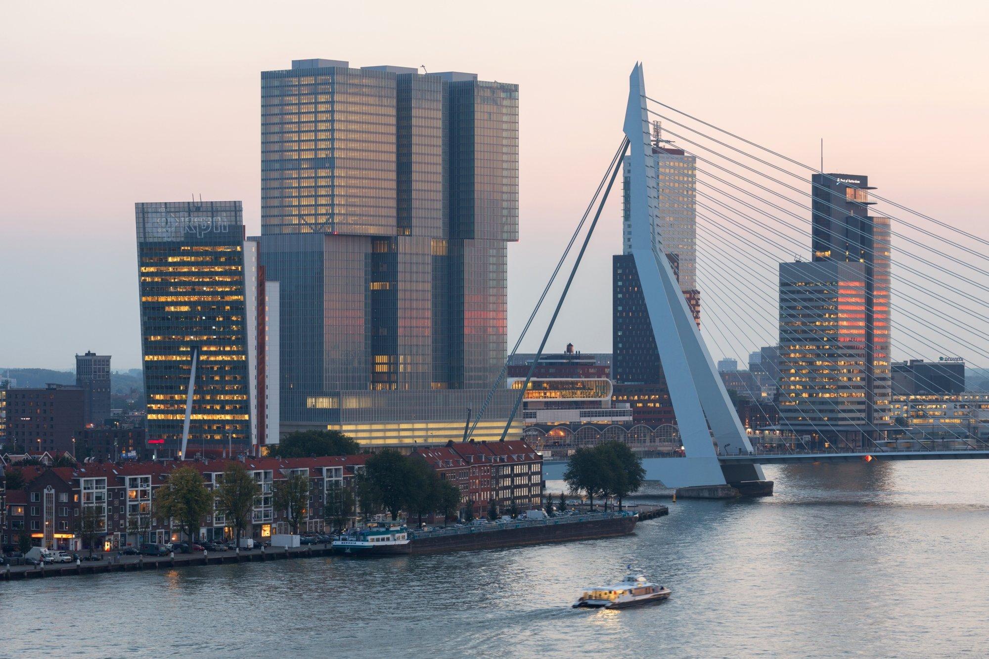 High Resolution Wallpaper | Rotterdam 2000x1333 px