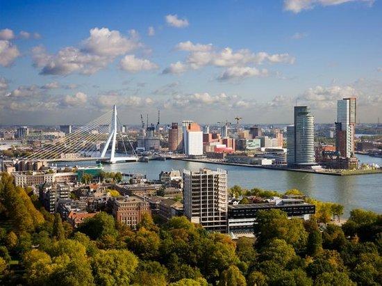 High Resolution Wallpaper | Rotterdam 550x411 px