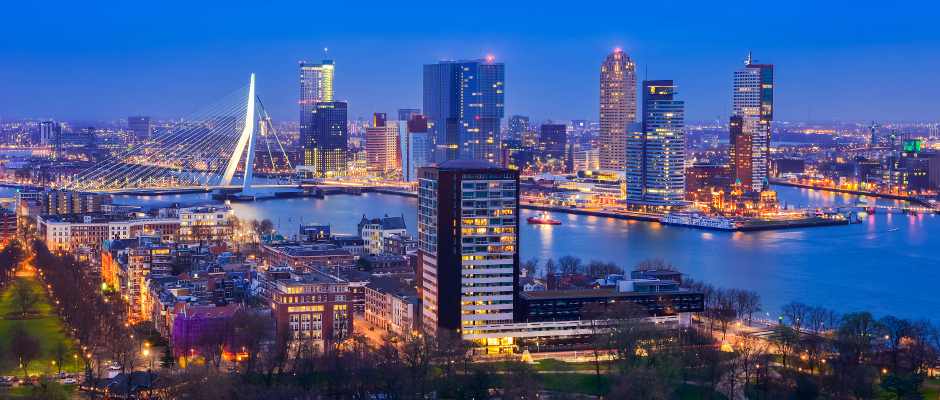Rotterdam Pics, Man Made Collection