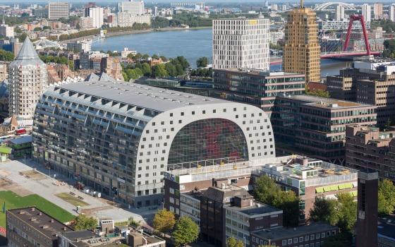 High Resolution Wallpaper | Rotterdam 560x350 px