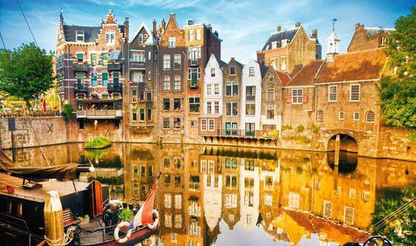 HQ Rotterdam Wallpapers | File 65.97Kb