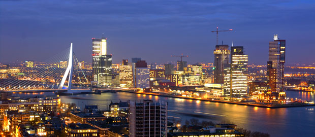 Nice wallpapers Rotterdam 620x270px