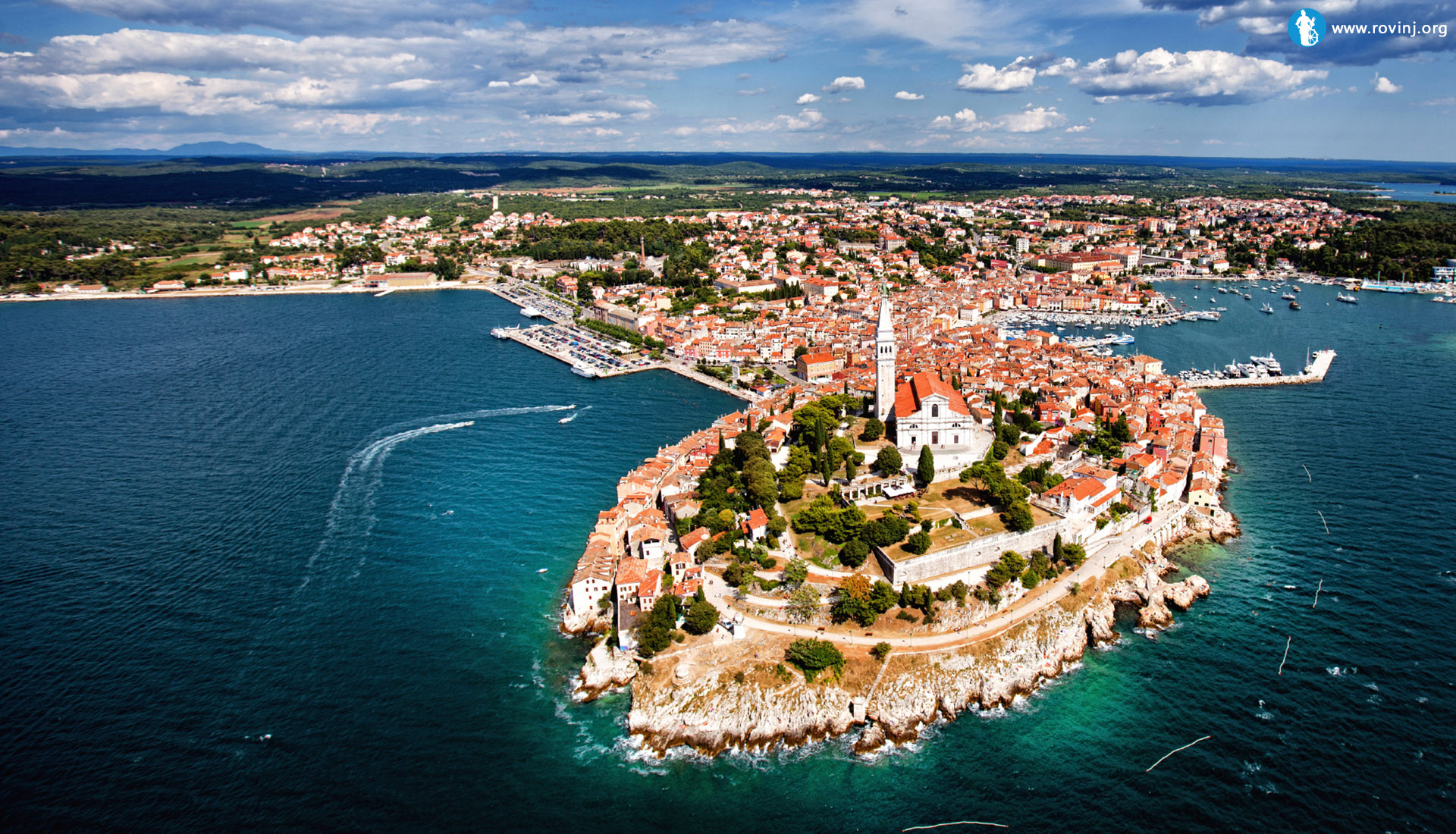 HD Quality Wallpaper | Collection: Man Made, 1920x1100 Rovinj