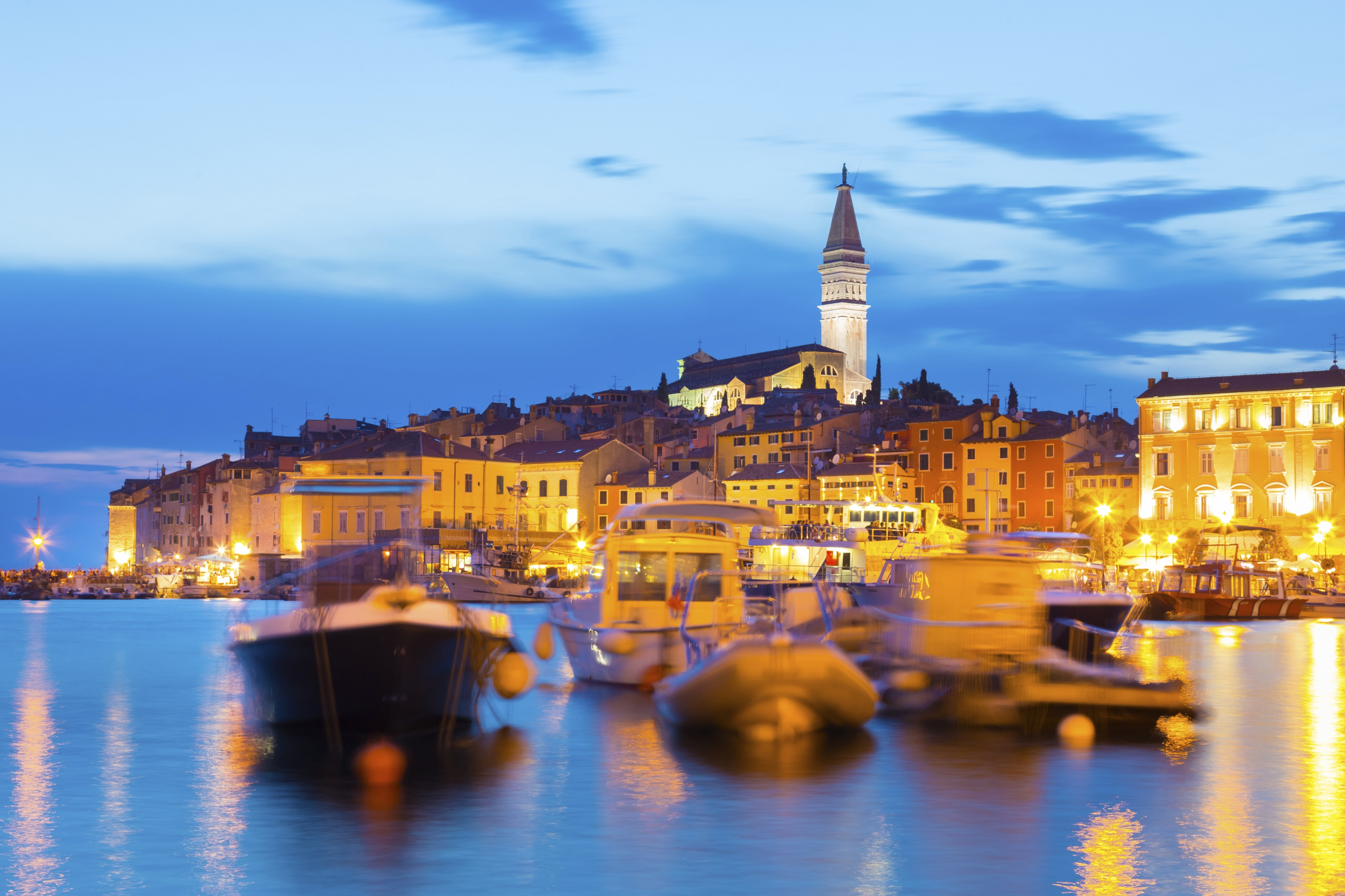 High Resolution Wallpaper | Rovinj 3240x2160 px