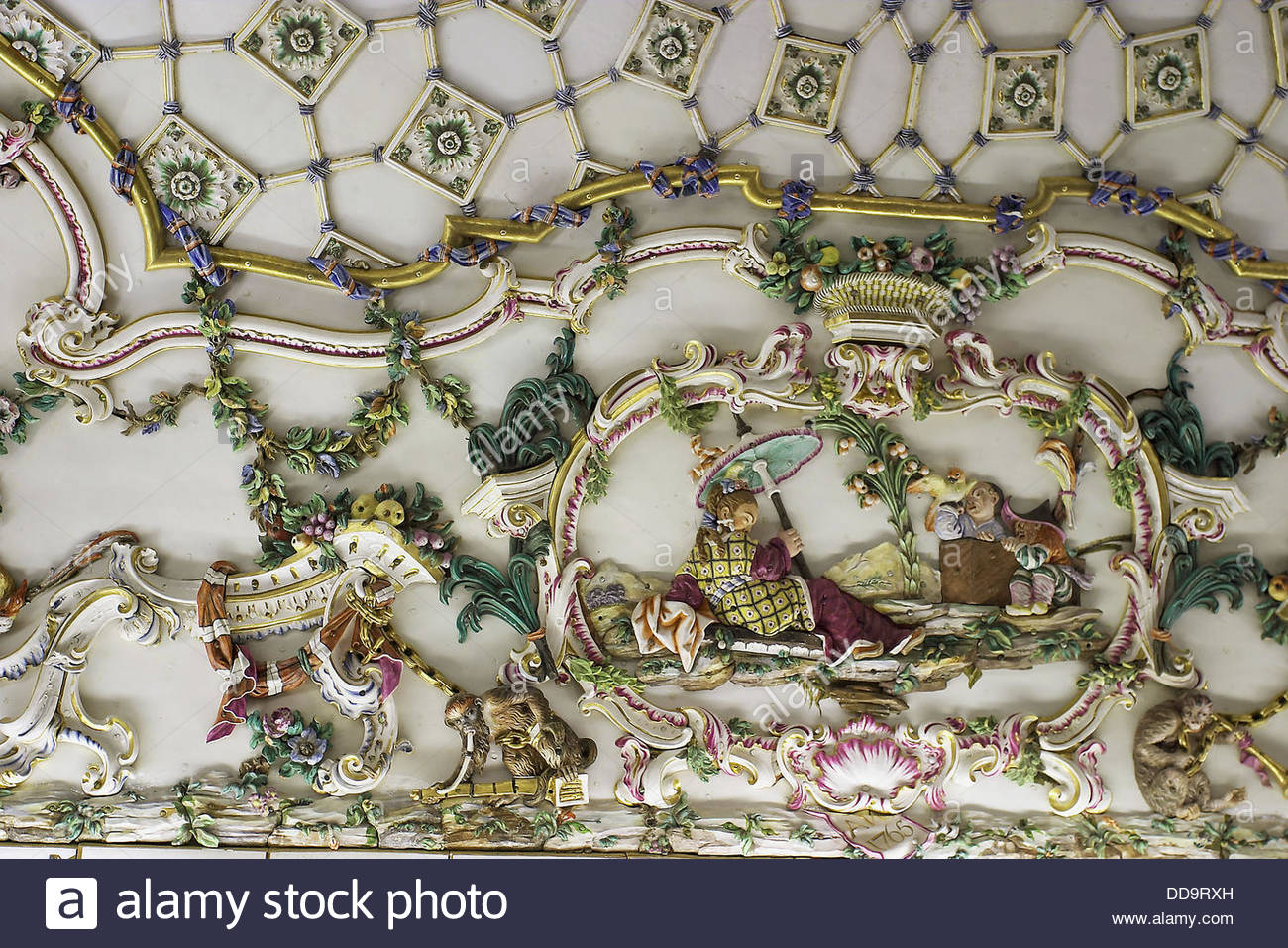 Royal Palace Of Aranjuez Backgrounds, Compatible - PC, Mobile, Gadgets| 1300x957 px