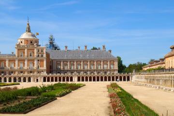 Nice Images Collection: Royal Palace Of Aranjuez Desktop Wallpapers