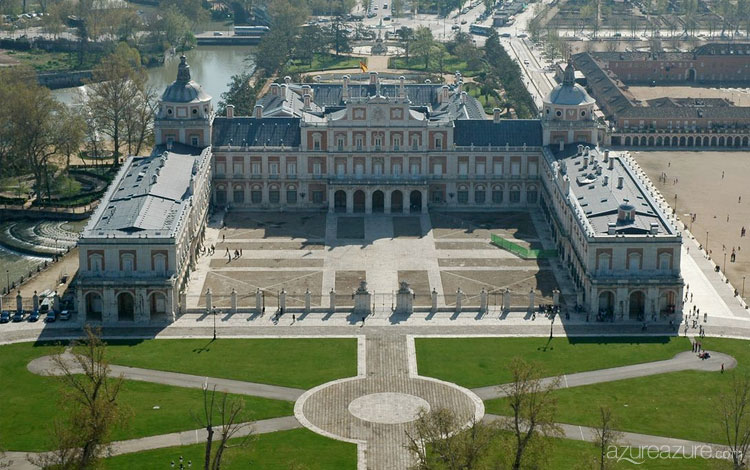 HQ Royal Palace Of Aranjuez Wallpapers | File 113.98Kb