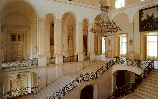 Nice wallpapers Royal Palace Of Aranjuez 519x327px