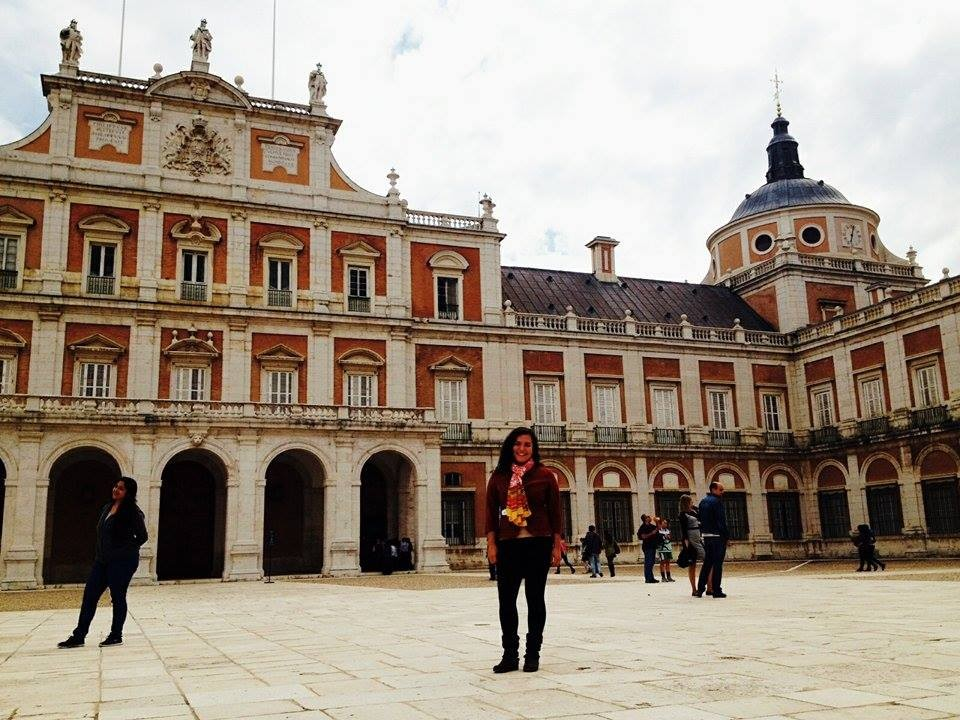 High Resolution Wallpaper | Royal Palace Of Aranjuez 960x720 px