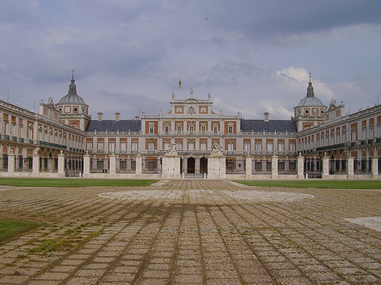 Images of Royal Palace Of Aranjuez | 550x412
