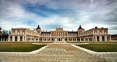 High Resolution Wallpaper | Royal Palace Of Aranjuez 240x127 px