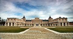High Resolution Wallpaper | Royal Palace Of Aranjuez 240x127 px
