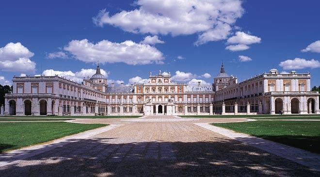 Royal Palace Of Aranjuez Backgrounds, Compatible - PC, Mobile, Gadgets| 660x365 px