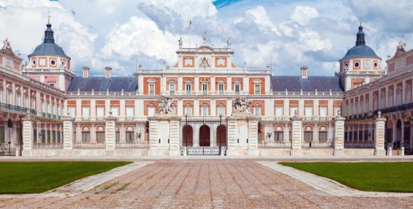 HQ Royal Palace Of Aranjuez Wallpapers | File 60.99Kb