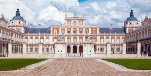 Royal Palace Of Aranjuez Backgrounds, Compatible - PC, Mobile, Gadgets| 600x304 px