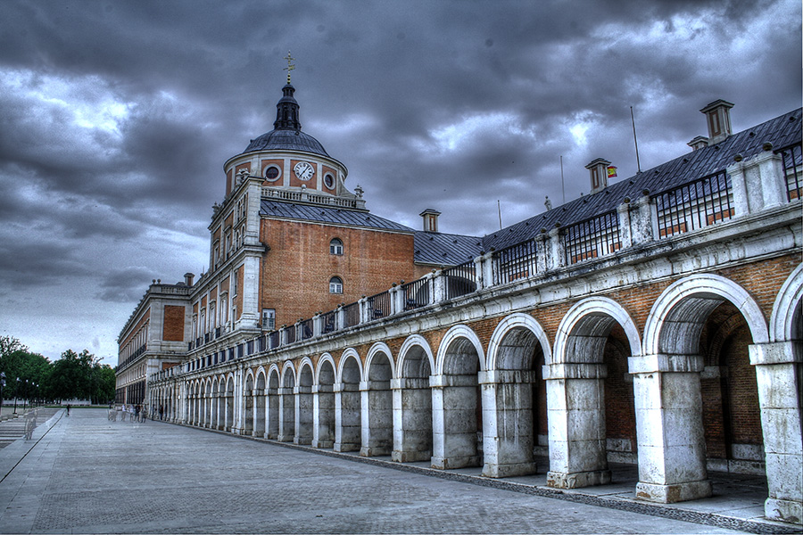 Royal Palace Of Aranjuez Backgrounds, Compatible - PC, Mobile, Gadgets| 900x600 px
