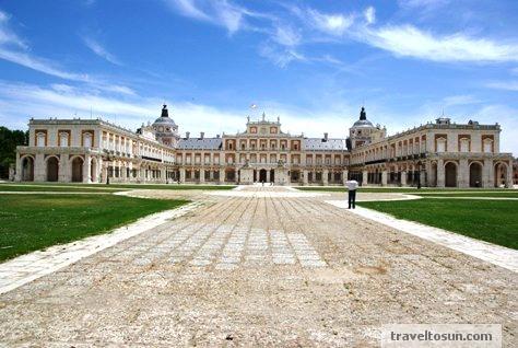 Nice wallpapers Royal Palace Of Aranjuez 474x318px