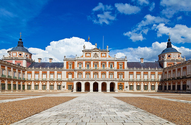 HQ Royal Palace Of Aranjuez Wallpapers | File 105.29Kb