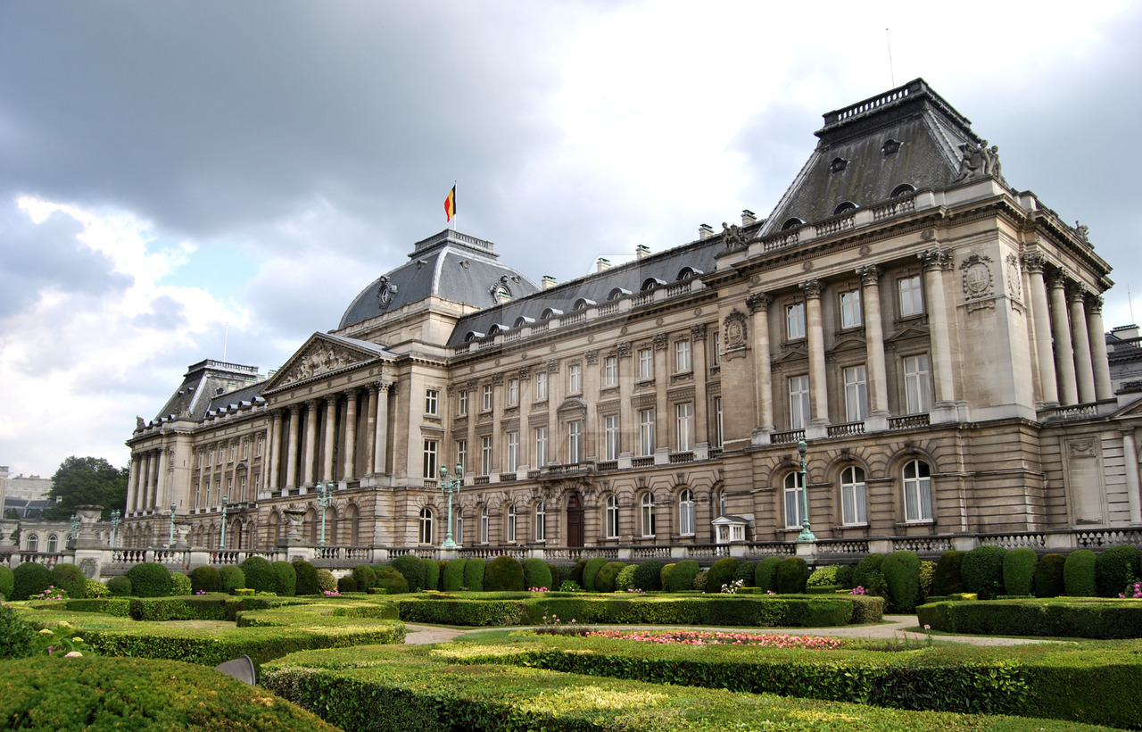 Nice wallpapers Royal Palace Of Brussels 1280x820px